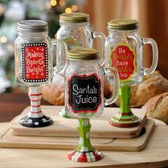 Christmas Southern Wine Glass | Kirkland's