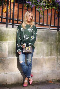 Street Style na London Fashion Week - gorące trendy na jesień 2015!