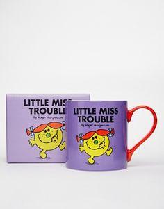 Tasse « Little Miss Trouble »