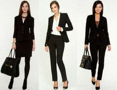 tenues formelles pour entretien d'embauche femme