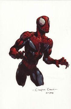 Spider-Man •Clayton Crain