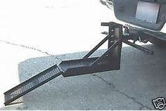 MOTORCYCLE HITCH HAULER TOWING/TOW CARRIER NO TRAILER for sale