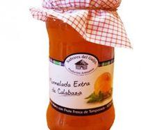 Mermelada 100% Artesanal de Calabaza SIN GLUTEN