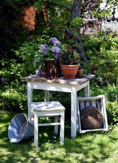 Hof 9 - ein Gartenblog in dem ein Fachwerkhof saniert wird, in dem es ab und an ein gutes Rezept gibt und jede Menge DIY.