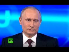US is a great country, correct me if I'm wrong. Putin on claims Russia influenced US elections - YouTube