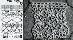 VK is the largest European social network with more than 100 million active users. Crochet Lace Edging, Irish Crochet, Crochet Stitches, Crochet Baby, Knit Crochet, Crochet Patterns, Filet Crochet, Vanessa Montoro, Crochet Bedspread