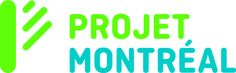 Projet Montréal - Logo - Full - 2017 Political Logos, Politics, Branding, Brand Management, Identity Branding