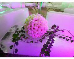 Florería Paulette | Flores de Bodas / centros de mesa para boda