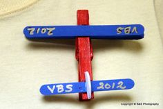 VBS 2012 - Miscellaneous Other Helps - LifeWay's Amazing Wonders Aviation