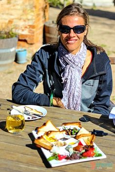 Delicious food in the Blue Mountains near Sudney - a luxe getaway. See more on the blog!