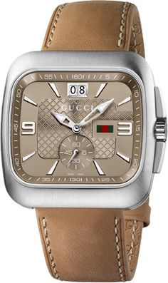 4e9a6bb7e42 YA131312 - Authorized Gucci watch dealer - Mens Gucci Coupe