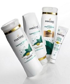 Damage Comes Clean with Pantene Pro-V Anti-Oxidant Technology Personal Care, Cleaning, Technology, Fashion, Tech, Moda, La Mode, Personal Hygiene, Tecnologia