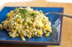 Cilantro Lime Corn — Punchfork
