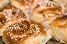 "Swedish Cinnamon Buns ""Bullar"" - Carrots and Spice"