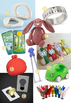 Holiday gift guide - stocking stuffers for kids (under $25)