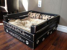 10 Doggone Cute DIY Pallet Dog Beds For Pampered Pooch