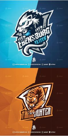 Tiger E sports mascot logo , Best game graphic design, Top gaming inspiration ideas inspiration E Sports, Tiger Logo, Lion Logo, Gaming Logo, Lion Illustration, Game Logo Design, Esports Logo, Shield Design, Tiger Design