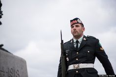 Corporal Nathan Cirillo was gunned down at the Tomb of the Unknown Soldier in Ottawa, Canada, as he stood on guard. Canadian Things, I Am Canadian, Canadian Soldiers, In Harm's Way, Unknown Soldier, Lest We Forget, Remembrance Day, Pictures, Photos