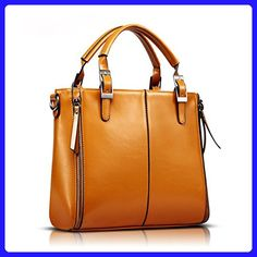 Fashion Good quality Manmade Woman's shoulder bag tote bag bags A071 (A) - Shoulder bags (*Amazon Partner-Link)