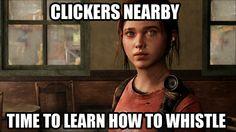 The Last of Us. Oh, Ellie.