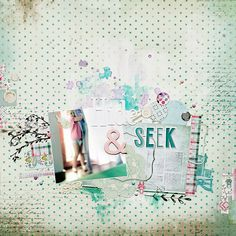 inspiring! Ania-maria, love her work!