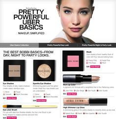Pretty Powerful Uber Basics Collection - love this basic collection. Uber Beige is  one of my go-to lipsticks