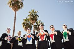 cool 28 Awesome Groomsmen Superhero Shirt Ideas to Make Your Wedding More Fun  http://www.lovellywedding.com/2017/09/15/28-awesome-groomsmen-superhero-shirt-ideas-make-wedding-fun/
