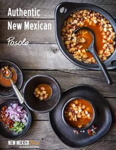 Try this traditional Posole recipe for an authentic New Mexican dish that will warm you to the bone. You will love the flavors! Posole is traditionally served as a celebratory dish for Pueblo feast days or Christmas Eve. But we love it on a cold night as a side for some enchiladas. Enjoy!