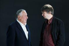 Fredrick Forsyth and Ian Rankin Edinburgh, Scotland. 13th August 2016.  Author and spy thriller writer Fredrick Forsyth at the Edinburgh International Book Festival.      Brian Wilson/Alamy Live News.