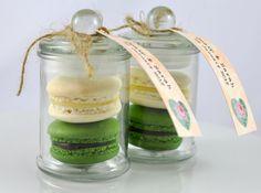 mini apothecary jars, wedding favors,