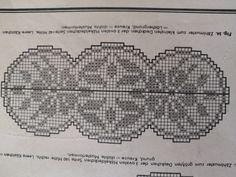 Filet Crochet Charts, Crochet Patterns, Railings, Cross Stitch, Crochet Pattern, Crochet Tutorials, Crocheting Patterns, Crochet Stitches Patterns