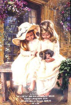 God's Little Wonders ~ by Sandra Kuck