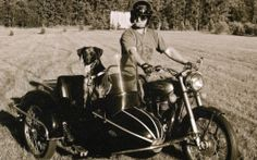 First Person - Harvey Miner, Christina Lake, B.C. - First person - Cycle Canada
