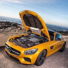 It's the inner values that count. Via @mercedesbenzitalia #MercedesAMG #AMG #DrivingPerformance #MBcar [Mercedes-AMG GT S | Combined fuel consumption: 9.6-9.4 l/100 km | CO2 emission: 224-219 g/km] by mercedesamg