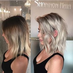 Best ash blonde hair color ideas to inspire you. Frontal Hairstyles, Wavy Hair, Short Blond Hair, Thick Blonde Hair, How To Curl Short Hair, 50 Hair, Hair Looks, Hair Lengths, Straight Hairstyles