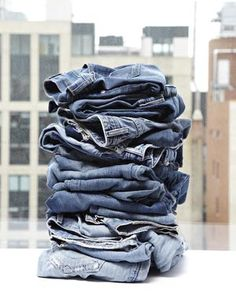 Washing Care for Jeans - #8 is interesting, salt and vinegar to maintain color