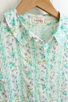 vintage summer shirt