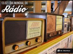 13.02 Dia Mundial do Rádio