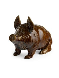 large Wemyss pig