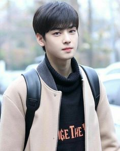 Cha eun woo from ASTRO can get the role of Suho Lee from the webtoon True Beauty who else thinks so plz vote dreamy af Handsome Korean Actors, Handsome Boys, Cha Eunwoo Astro, Lee Dong Min, Park Bo Gum, Lee Hyun, Sanha, Kdrama Actors, Korean Men