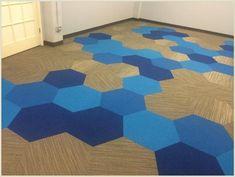 11 Best Hexagon Carpet Tiles Images On Pinterest Carpet