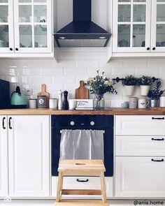 Kuchnia w stylu skandynawskim - Średnia kuchnia, styl skandynawski - zdjęcie od ania.home - homebook