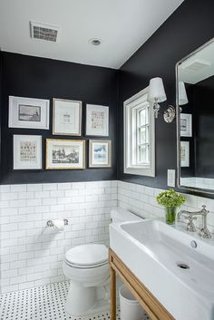 stunning small bathroom makeover ideas for you 37 > Fieltro.Net - - stunning small bathroom makeover ideas for you 37 > Fieltro. Upstairs Bathrooms, Downstairs Bathroom, Bathroom Renos, Dyi Bathroom, Family Bathroom, Bathroom Colors, Washroom, Master Bathroom, Bathroom Styling