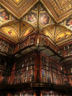 bookmania:  The Morgan Library & Museum, New York (Photo...