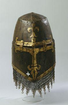 Helmet of Hans Rieter von Kornburg