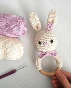 Easter crochet gifts for babies to make