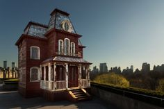 Image of: The Roof Garden Commission: Cornelia Parker, Transitional Object (PsychoBarn)