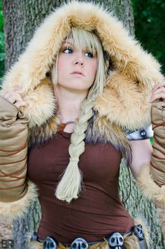 fur fashion directory is a online fur fashion magazine with links and resources related to furs and fashion. furfashionguide is the largest fur fashion directory online, with links to fur fashion shop stores, fur coat market and fur jacket sale. Astrid Cosplay, Fur Jacket, Fur Coat, Hiccup And Astrid, Dragon 2, Halloween 2015, How To Train Your Dragon, Fur Fashion, Style Guides
