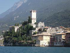 A Beautiful Wedding in Malcesine Lake Garda