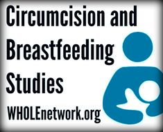 Over the years, many studies have established a link between infant circumcision and difficulty breastfeeding. Here is a summary of a dozen ...